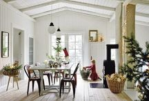 Holiday Homes / Here are some great ways to decorate during the holidays. Remember you can still be festive when staging your home!