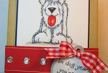 Dog card ideas