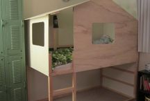 Jurre's nieuwe kamer