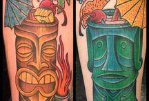 Barterder tatto
