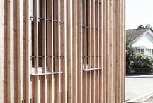 Estructuras de madera. Entramado ligero