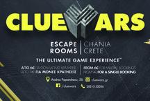ClueWars / Escape Rooms Χανία