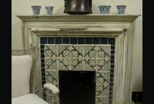 Fireplace/Mantel Makeover