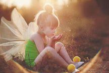 Tinkerbell / The little fairy Tinkerbell