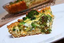 Rice crust recipe