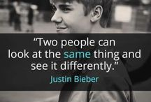 Quotes by JUSTIN