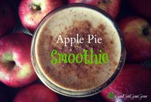 Smoothie Recipes / Mmm... Smoothies