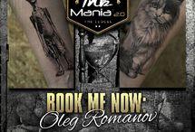 Tattoo Ink Mania