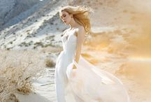 DESERT / LA BRIDAL SHOOT