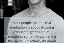 Meditation & Yoga / Health & Wellness Through Yoga and Meditation