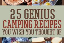 camping food and ideas