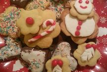 my homemade Christmas