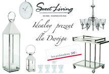 Sweet Living przedstawia inspiracje prezentowe na Święta 2015 / Nasze subiektywne zestawienie prezentów dla pary, dla niej i dla niego.
