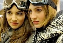 Ski bunny / Skiing