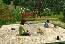 Sims 3 Child Accessories