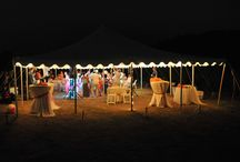 Wedding Reception Tents / A collection of our wedding/reception tents.