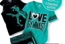 Gymnastic clothes