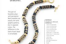 Bracelets en perles de rocaille