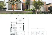 casas estilo toscano moderno