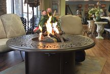 OW Lee Fire Pits / OW Lee Fire Pits on display at Patio and Hearth Shop. Enjoy the beauty of outdoors with a fire pit from Patio and Hearth Shop!