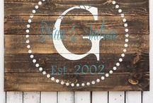 Barn signs for dad / by Antonia Lombardi
