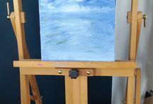 paintings by Engeline