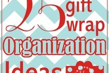 Organization ideas / by Charlotte Roberts