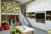 Kids cool spaces / Bedrooms, playrooms, dens or other - super cool places for children to hang out