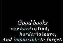 Bookworm / books, books, books