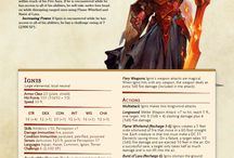 Monstros Homebrew