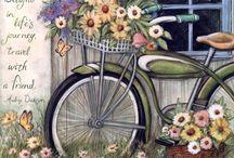 Bikes...Enjoy the ride