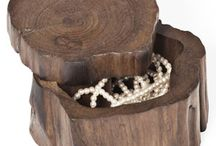 wood jewellery boxes