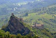 Abruzzo means Castles