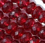 Spinel Gemstone Beads / Spinel Gemstone Beads is derived from a Latin word referring 'Little Thorn; which is because of some sharp pointed spinel crystals found in this gemstone.