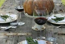 A Rustic Thanksgiving