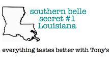 Raised in New Orleans / by Joy Hearron