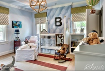 Kids rooms / by Cassie S