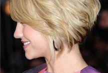 Hair cuts.