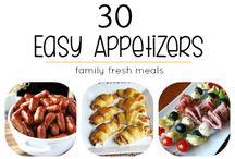 Appetizers / by Jamie Lacroix