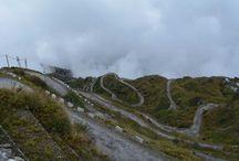 Sikkim Silk Route / http://krishnandusarkar.com/trip-old-silk-route-zuluk-east-sikkim/