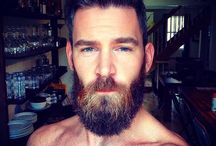 Hipster Barbe