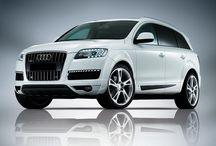 Audi Q7 Hire in Sydney