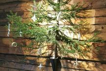 Joulukuusi | Christmas tree / Joulukuusi, Christmas tree