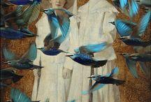 Птицы в искусстве