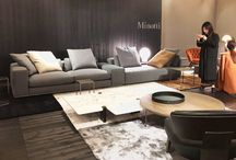 Minotti @ Salone del Mobile Milano.Shanghai, Shanghai 2016