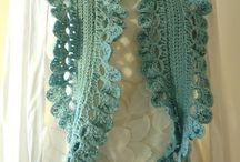 Scarves Crochet & Knit