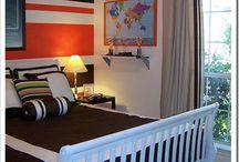 Bedroom ideas / by Erin Renecker