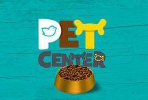 Pet Center Branding.