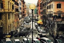Cidades / Ruas / cidades / lugares