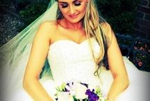 weddings / all my wedding hair